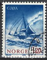 Norwegen Norway 1972. Mi.Nr. 651, Used O - Gebraucht