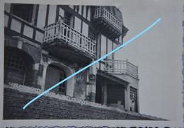 Photo SINT IDESBALD Bij De Panne Veurne 1937-45 Oude Huis - Orte