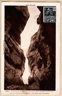 X05001 ⭐ Environs GUILLESTRE (05) Clairiere MASQUES Rive Gauche GUIL Crevasses Roches 1930 Les Hautes ALPES - Guillestre