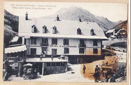 X05056 ⭐ POET EN PELVOUX (05) Hotel D'AILEFROIDE Propriétaires ROLLAND Frèresà CLAIRGEON Traverse Capus 29 Marseille - Andere Gemeenten