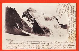 X05105 ⭐ La BARRE-des-ECRINS 05-Hautes Alpes Altitude 4102 M à FERRARI C LEYVAL Rue De La Gare Plombières Cliché CLAVA - Andere Gemeenten
