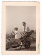 """MOTO SCOOTER  """" LAMBRETTA """"  -  SCOOTER - FOTO ORIGINALE - Cars"""