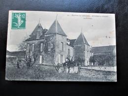 RIVIERE Les FOSSES - Le Chateau - En 1914 - Other Municipalities