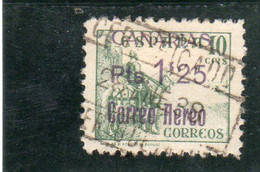 Espagne:  : Année  1936-37 PA N°149   Oblitéré - Oblitérés