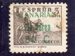 Espagne:  : Année  1936-37 PA N°155   Oblitéré - Oblitérés