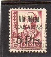 Espagne:  : Année  1936-37 PA N°158   Oblitéré - Oblitérés