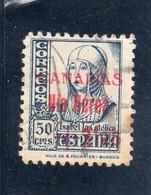 Espagne:  : Année  1936-37 PA N°161  Oblitéré - Oblitérés