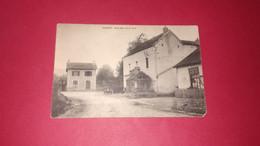 Cpa Moncey Doubs Quartier De La Gare 1905 - Sonstige Gemeinden