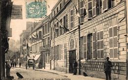 N° 5566 Z -cpa Beauvais -la Manufacture Nationale- - Beauvais