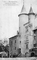 MONTBAZENS Hotel De Ville 1906 - Montbazens