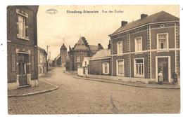 Houdeng-Aimeries NA10: Rue Des Ecoles 1930 - La Louvière