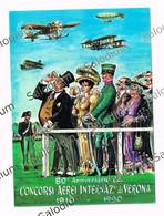 VERONA - Storia Postale - Concorsi Aerei Internazionali Di Verona - 19140 1900 - Aereo Airplane - Carabinieri - 1981-90: Marcofilia