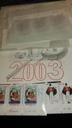 Monaco, Année Complète 2003  Sans Charniére Luxe ** Du  N° 2382 Au N° 2417 ** Catalogue Yvert Et Tellier - Annate Complete