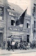 Belgique - La Panne - Café-Restaurant - AU LION DE FLANDRE - Arrêt Du Tram - De Panne