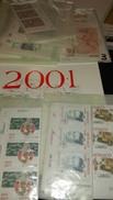 Monaco, Année Complète 2001  Sans Charniére Luxe ** Du  N° 2295 Au N° 2318 ** Catalogue Yvert Et Tellier - Annate Complete