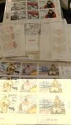 Monaco, Année Complète 2008 Sans Charniére Luxe ** Du  N° 2604  à N° 2657 ** Catalogue Yvert Et Tellier - Komplette Jahrgänge