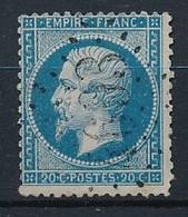 P-496 FRANCE: Lot Avec  Obl Gros Chiffres 4693 Ind  13 Ou 31?  (Reichschoffen (67))   Sur N° 22 - 1849-1876: Classic Period