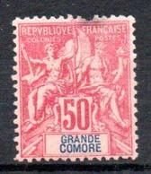 Grande Comore Y&T 11* (defekt) - Neufs