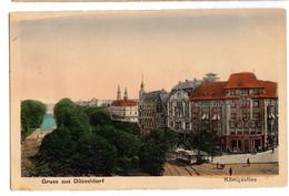 DUSSELDORF Gruss Aus   (Franchige Armée Belge D'Occupation 4 ) 1919 - Unclassified