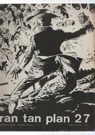 Comic: Ran Tan Plan Num 27, Printemps 1973. Periodique Trimestriel - Unclassified