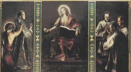 Santino Ricordo 50° Anniversario Prima Ordinazione Sacerdotale - Devotion Images