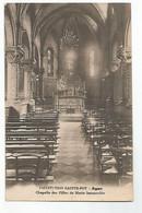 47 Agen Institution Sainte Foy Chapelle Des Filles De Marie Immaculée - Agen