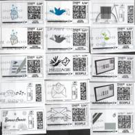 Vignettes  15  Différentes - Unclassified