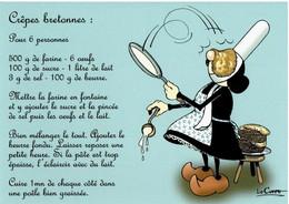 Mam Goz - Crêpes Bretonnes Par Le Corre - éditions Celtik - Neuve - Recipes (cooking)