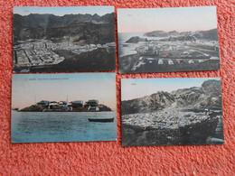 4 Postcard YEMEN Jemen - ADEN - Yemen