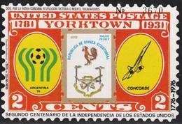 Soccer Football 1975 Equatorial Guinea Bl 203 MNH ** World Cup Argentina 1978 - 1978 – Argentina