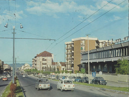 Cartolina Cascine Vica - Rivoli ( Torino ) - Corso Torino  - Viaggiata - Rivoli
