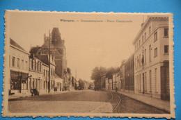 Wijnegem: Gemeenteplaats - Place Communale - Wijnegem