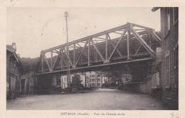 OTTANGE - MOSELLE - (57) - CPA 1926. - Andere Gemeenten