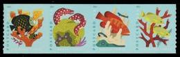Etats-Unis / United States (Scott No.5370a - Coral Reefs) [**] Coil Strip - Nuevos