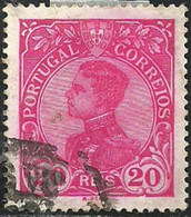 Portugal 1910 D Manuel II - Used Stamps