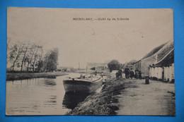 Meirelbeke 1925: Zicht Op De Schelde Animée - Merelbeke