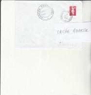 Z1 - Enveloppe   Opération Turquoise  Cachet B.P.M. N° 614 - Bolli Militari A Partire Dal 1940 (fuori Dal Periodo Di Guerra)