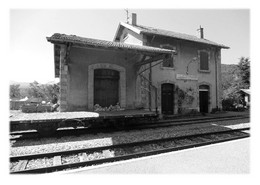 CHATEAUREDON - Gare De Mézel-Châteauredon - Altri Comuni