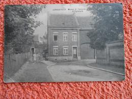 Cpa Longueville Chaumont Gistoux Maison Famerée Villégiature - Chaumont-Gistoux