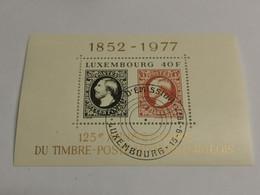 125e Anniversaire Du Timbres-poste 1977 - Full Sheets