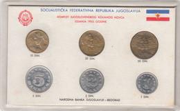 SOCIALISTIČKA FEDERATIVNA REPUBLIKA JUGOSLAVIJA KOMPLET 1963 SOCIALIST FEDERAL REPUBLIC OF YUGOSLAVIA - Yugoslavia