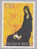 2107 - XX - LUPPI / VARIBEL V2 - Petit Trait Noir Sur L'auréole, à Gauche De La Tête - Abarten (Katalog Luppi)
