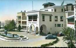 Maroc - Agadir : L'Hôtel Marhaba - Voitures (Citroën 2CV...) - Agadir
