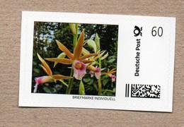 BRD - Marke Individuell - Orchidee - Orquideas