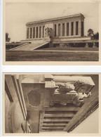 Lot De 5 C.P Différentes Du Mémorial Américain De Chateau Thierry En Date Du 7 Octobre 1937 - Lots Et Collections : Entiers Et PAP