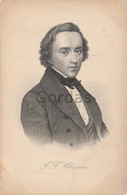 Frederik Chopin - Poland - Composer - Pianist - Illustrateur - Compositeur - Piano - Singers & Musicians