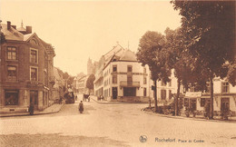 """¤¤  -   BELGIQUE   -   ROCHEFORT   -  Place Du Centre  -  Hôtel """" BIRON """"      -   ¤¤ - Rochefort"""