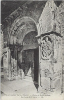 31 Saint Aventin  Environs De Luchon    -  Eglise De Saint Aventin Le Porche - Autres Communes
