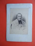 Zeer Eerwaarde  Karel De La Croix Geboren Te St. Cornelis-Hoorebeke 1792 Overleden In Het Jaar 1869 (2scans) - Godsdienst & Esoterisme