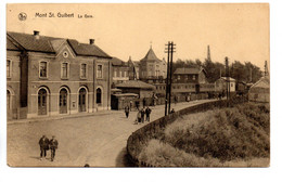 Mont-saint-Guibert: La Gare - Mont-Saint-Guibert
